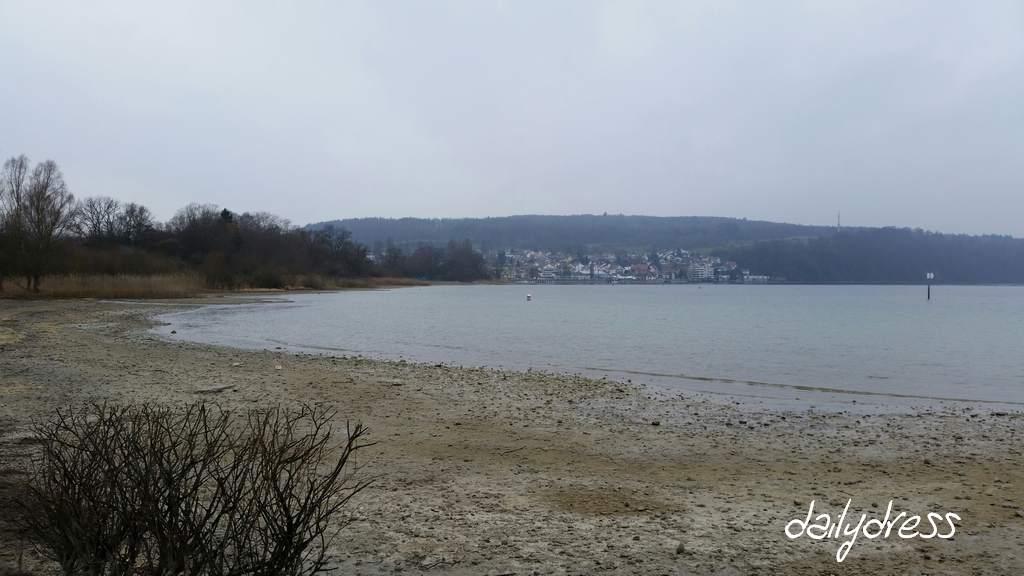 Blick auf Wallhausen